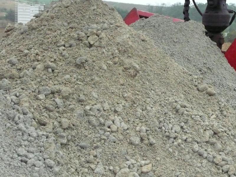 Grave ciment prix m3